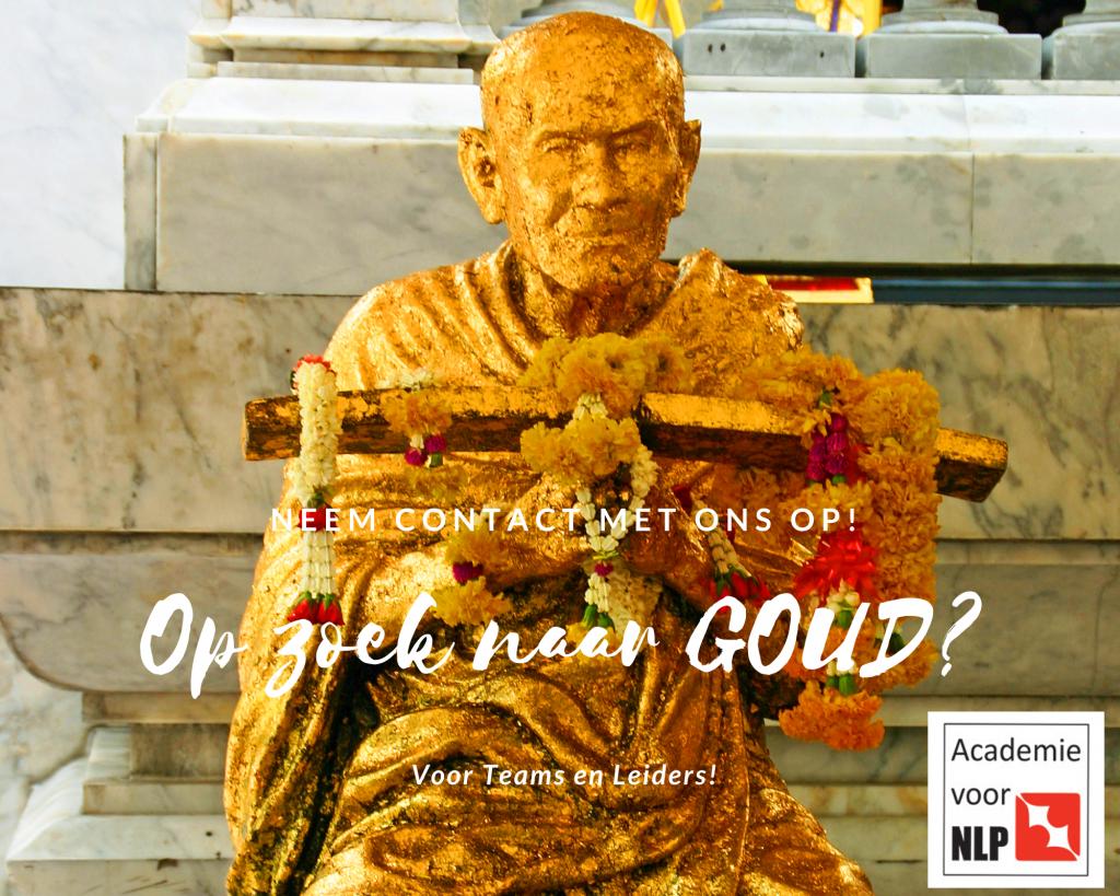 Op zoek naar Goud